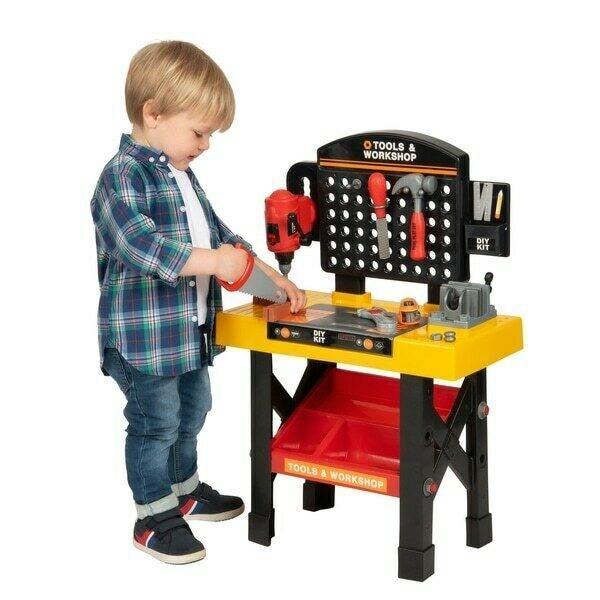 Набор инструментов для мальчика NEW BIG W6728