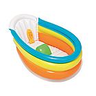 Ванночка надувная детская Bestway 76×48×33 см 51134, фото 3