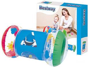 Надувной ролик для обучения ходить Bestway