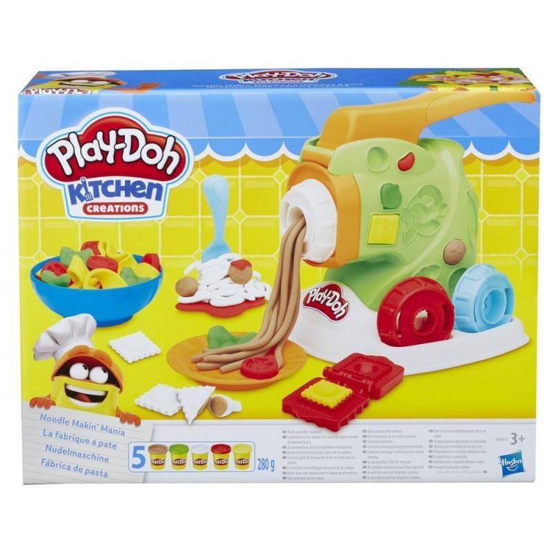 Игровой набор  Hasbro Play-Doh 3+ блюда с теста