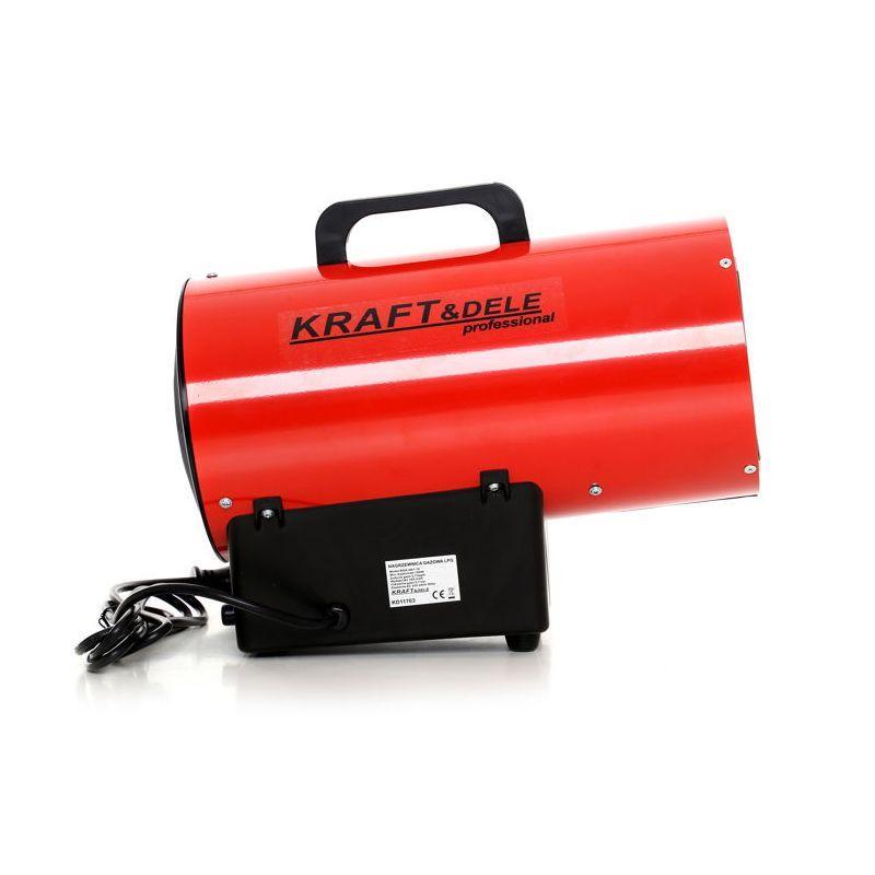 Газовая тепловая пушка Kraft&Dele KD11703 15 кВт