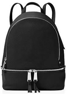 Рюкзак женский Nicole Brown черный эко кожа
