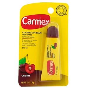 Бальзам для губ Carmex Вишня SPF-15 (10 г), фото 2
