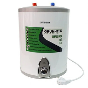 Бойлер Grunhelm GBH I-15U (15 л)