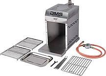 Гриль газовый DMS Beef Maker из нержавеющей стали, температура нагрева до 860 ° C, фото 2