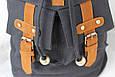 Рюкзак городской Cross черный, фото 2
