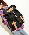 Рюкзак городской Cross черный, фото 7