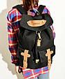 Рюкзак городской Cross черный, фото 8