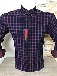 Рубашка батальная  Red Line джинсовая