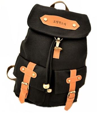 Рюкзак городской Cross черный