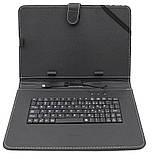 Чехол с клавиатурой для планшетов 10'' VOLRO Черный (vol-761), фото 2