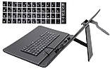 Чехол с клавиатурой для планшетов 10'' VOLRO Черный (vol-761), фото 3