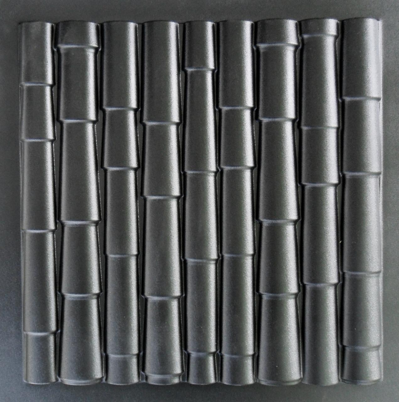 """Форма для 3Д панелей Pixus 3D""""Бамбук"""" 50 x 50 x 2 см"""