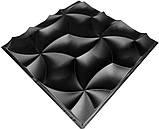 "Форма для 3Д панелей Pixus 3D""Лепестки"" 50 x 50 x 2 см, фото 3"
