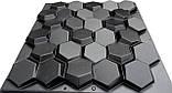 """Форма для 3Д панелей Pixus 3D""""Соты"""" 50 x 45 x 3 см, фото 2"""