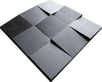 """Форма для 3Д панелей Pixus 3D""""Техно"""" 50 x 50 x 3 см"""