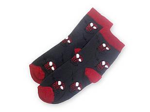 Шкарпетки Neseli Дитячі Spider Man *вік*/р. 31-34