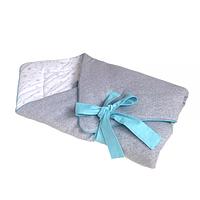 Cotton Living - Конверт для новорожденного на выписку Little Star (Blue)
