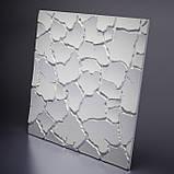"Форма для 3Д панелей Pixus 3D""Сахара"" 50 x 50 x 3 см, фото 3"