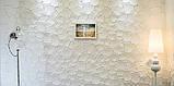 """Пластикова форма для виготовлення 3d панелей """"Цукру"""" 50*50, фото 7"""