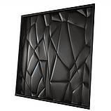 """Форма для 3Д панелей Pixus 3D""""Рок"""" 50 x 50 x 3 см, фото 2"""