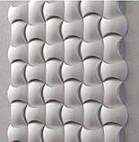 """Форма для 3Д панелей Pixus 3D""""Soft"""" 25 x 17 x 3 см, 4шт, фото 3"""