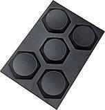 """Пластиковая форма для изготовления 3d панелей """"Шестигранники"""" 17*17, фото 2"""