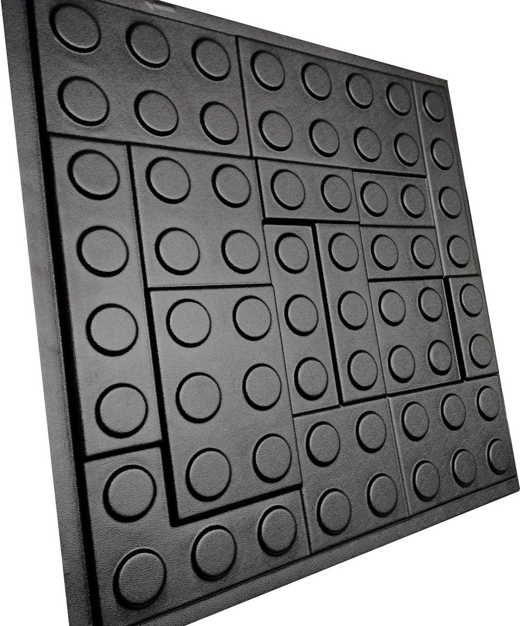 """Форма для 3Д панелей Pixus 3D""""Lego"""" 50 x 50 x 3 см"""