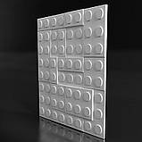 """Форма для 3Д панелей Pixus 3D""""Lego"""" 50 x 50 x 3 см, фото 7"""