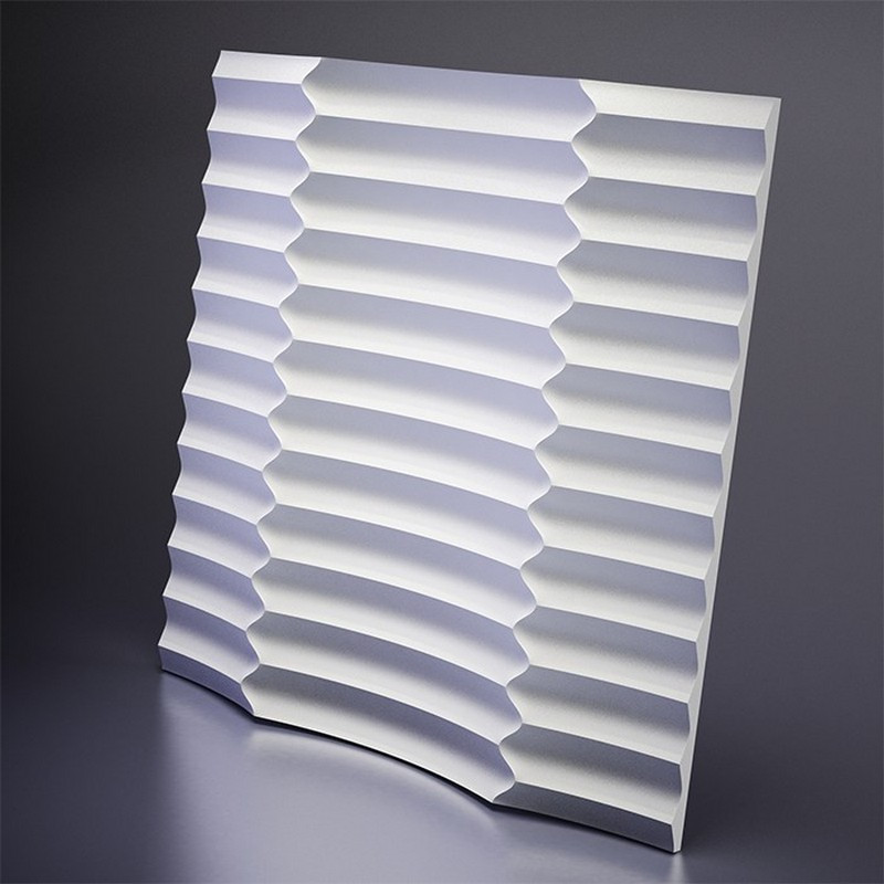 """Пластикова форма для виготовлення 3d панелей """"Meropa"""" 50*50 см"""