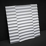 """Пластикова форма для виготовлення 3d панелей """"Meropa"""" 50*50 см, фото 2"""