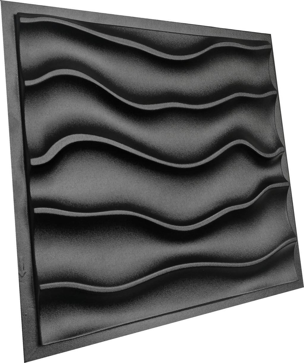 """Форма для 3Д панелей Pixus 3D""""Эфир"""" 50 x 50 x 3 см"""