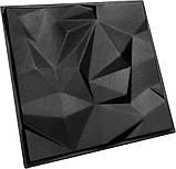 """Пластикова форма для виготовлення 3d панелей """"Гранада"""" 50*50 см, фото 2"""