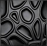"""Пластикова форма для виготовлення 3d панелей """"Capsul"""" 50*50 см, фото 2"""