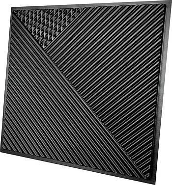 """Форма для 3Д панелей Pixus 3D""""Поля"""" 50 x 50 x 3 см"""