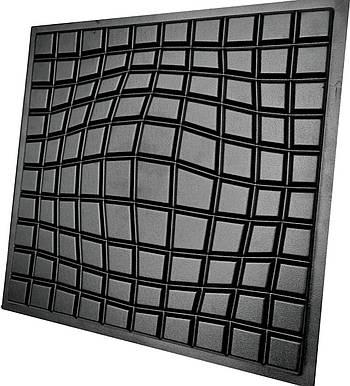"Форма для 3Д панелей Pixus 3D""Ilusio"" 50 x 50 x 3 см"
