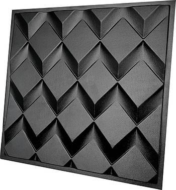"Форма для 3Д панелей Pixus 3D""Polygon"" 50 x 50 x 3 см"