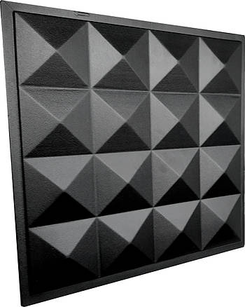 """Форма для 3Д панелей Pixus 3D""""Aura"""" 50 x 50 x 3 см"""