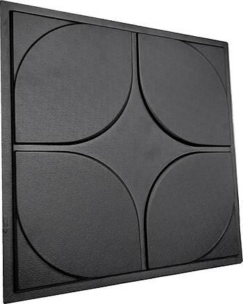 """Форма для 3Д панелей Pixus 3D""""Sweeps"""" 50 x 50 x 3 см"""