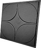 """Пластикова форма для виготовлення 3d панелей """"Sweeps"""" 50*50 см, фото 2"""