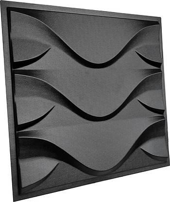 """Форма для 3Д панелей Pixus 3D""""Рипл"""" 50 x 50 x 3 см"""