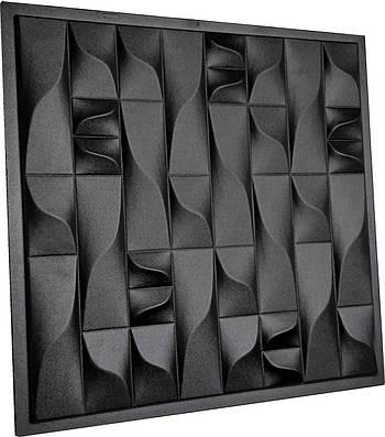 """Форма для 3Д панелей Pixus 3D""""Вертикали"""" 50 x 50 x 3 см"""
