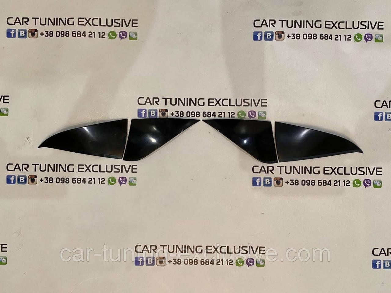 TechArt taillight trims for Porsche Cayenne 958