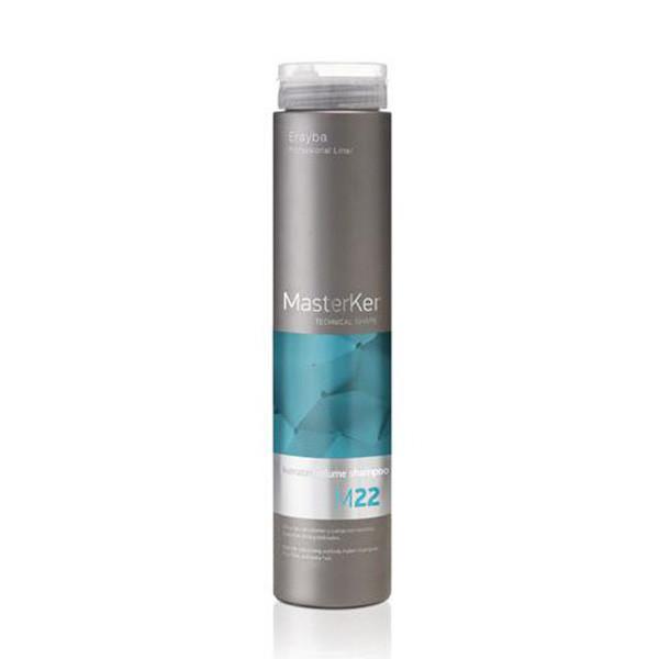 Шампунь с кератином для объема волос Erayba Masterker Volume Shampoo М22 250 мл