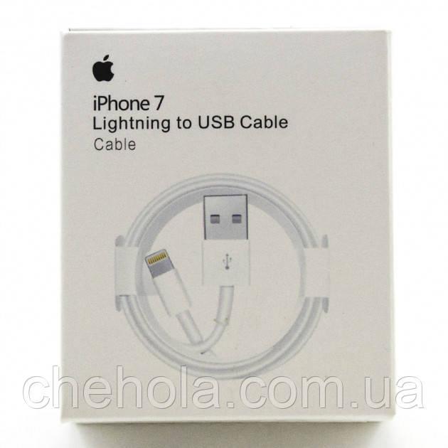 Оригинальный USB кабель для Iphone 8 Plus 1 Метр MD818ZM/A A1480