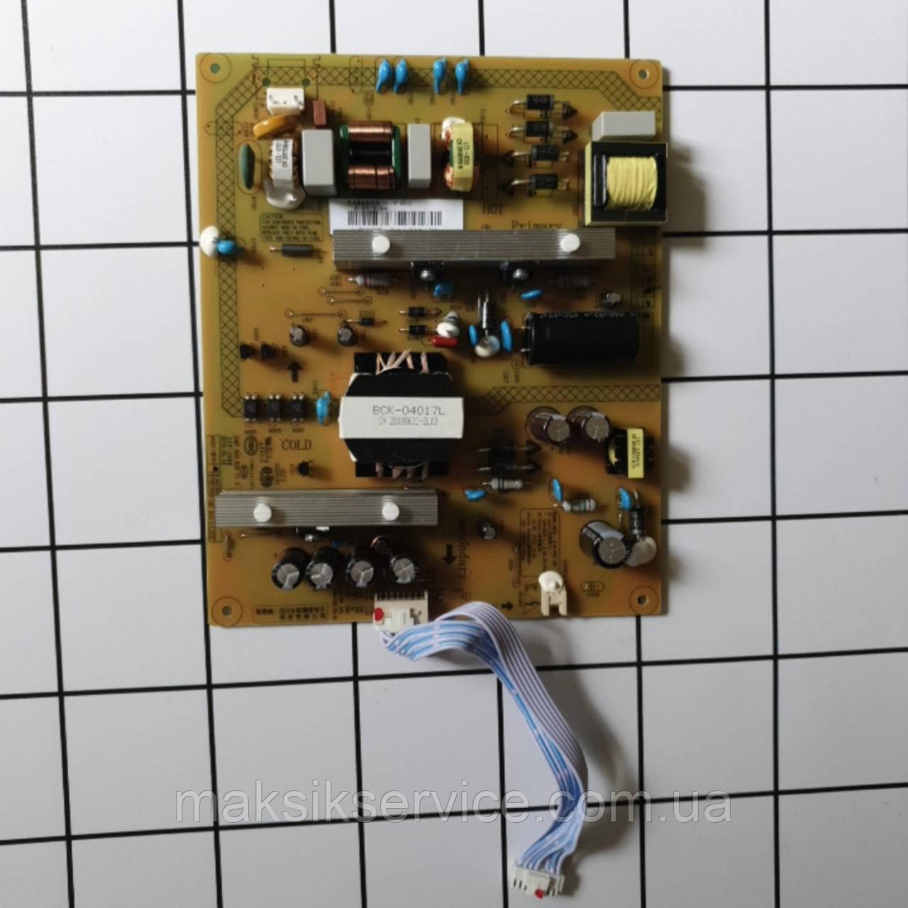 Блок питания Bravis UHD-40E6000 JUM7.820.829 V1.3  R-HS100D-1MF 600-U