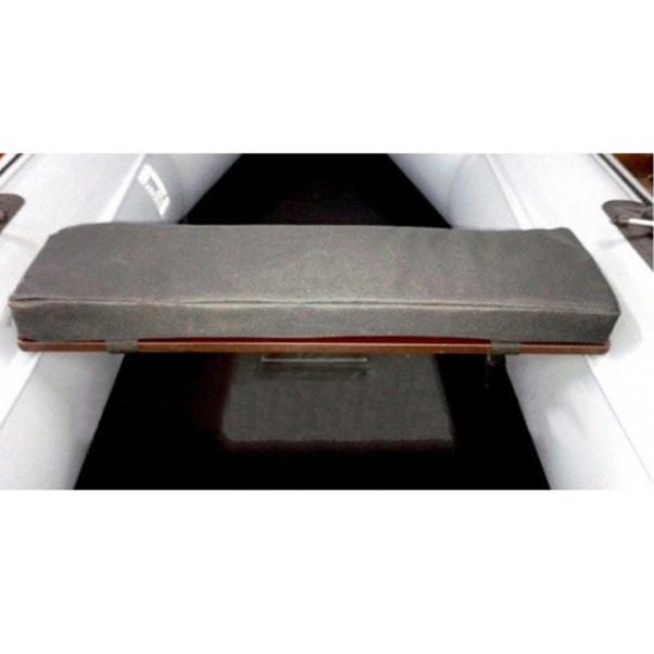 Мягкое сиденье для надувной лодки 620х200х70 мм