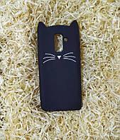 Силиконовый чехол Cat для Samsung A6 Plus