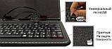 Чехол с клавиатурой для планшетов 10'' VOLRO Черный (vol-761), фото 7
