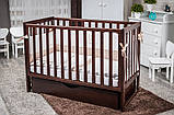 Детская кроватка Twins Pinocchio прямоугольная Пром, фото 2